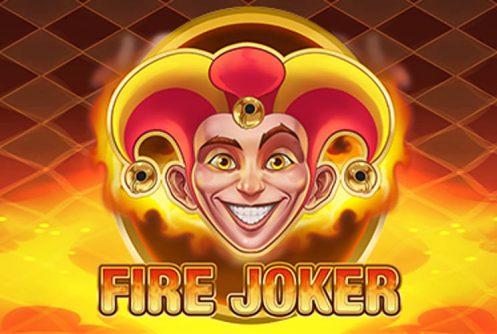 カジノシークレットで人気のビデオスロット分析!【FIRE JOKER】